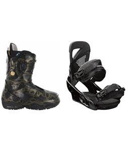 Burton Modern Boots w/ Lexa Bindings