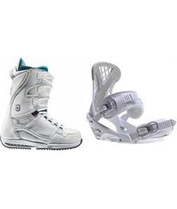 Burton Sapphire Boots w/ Sapient Zeta Bindings