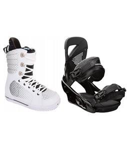 Burton Tryst Boots w/ Lexa Bindings