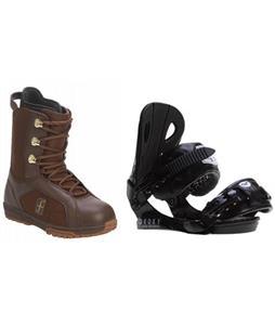 Forum Aura Boots w/ Roxy Classic Bindings