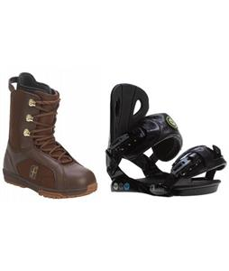Forum Aura Boots w/ Roxy Classic Bindings