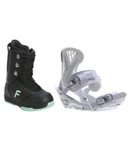Forum Destroyer Boots w/ Sapient Zeta Bindings