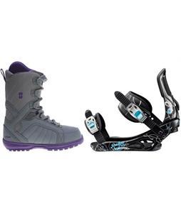Forum Bebop Boots w/ Rossignol Gala Bindings