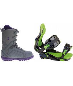 Forum Bebop Boots w/ Rossignol Justice Bindings