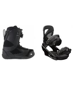 K2 Haven BOA Coiler Boots w/ Burton Lexa Bindings