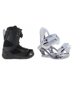K2 Haven BOA Coiler Boots w/ Charm Bindings