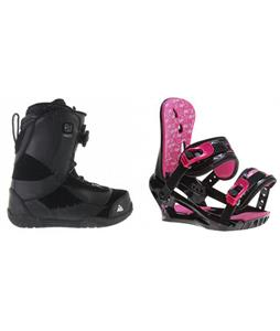 K2 Haven BOA Coiler Boots w/ Morrow Sky Bindings