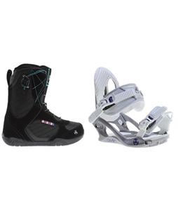 K2 Scene Boots w/ Charm Bindings