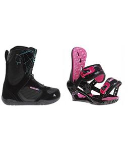 K2 Scene Boots w/ Morrow Sky Bindings