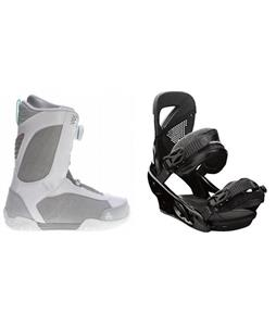 K2 Sendit Boots w/ Burton Lexa Bindings