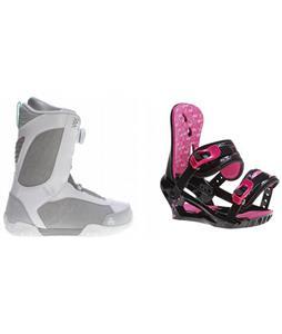 K2 Sendit Boots w/ Morrow Sky Bindings