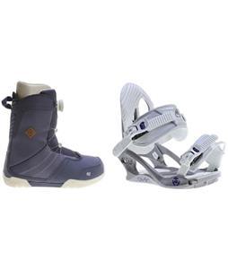 K2 Sendit Boots w/ Charm Bindings