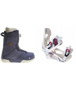 K2 Sendit Boots w/ LTD LT250 Bindings