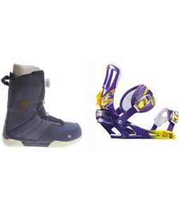 K2 Sendit Boots w/ Rossignol Tesla Bindings