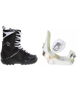 Northwave Dime Boots w/ Morrow Lotus Bindings