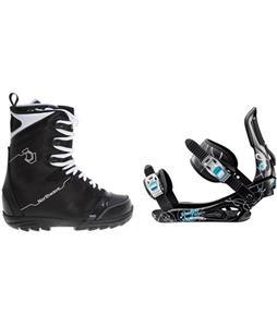 Northwave Dime Boots w/ Rossignol Gala Bindings