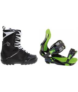 Northwave Dime Boots w/ Rossignol Justice Bindings
