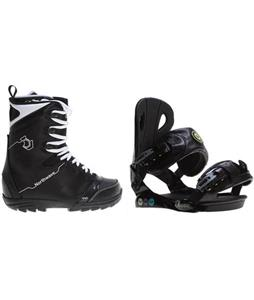 Northwave Dime Boots w/ Roxy Classic Bindings