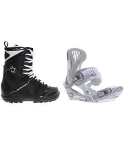 Northwave Dime Boots w/ Sapient Zeta Bindings