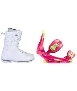 Ride Donna Boots w/ Burton Citizen Bindings