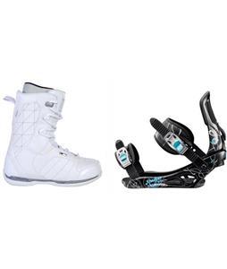 Ride Donna Boots w/ Rossignol Gala Bindings