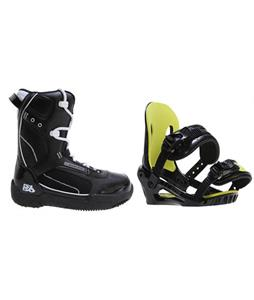 5150 Brigade Boots w/ Morrow Axiom Jr Bindings