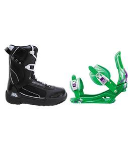 5150 Brigade Boots w/ Rossignol Battle Bindings
