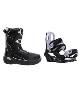 5150 Brigade Boots w/ Sapient Zeus Jr Bindings