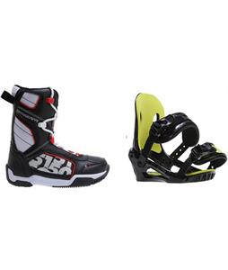 5150 C11 Brigade Boots w/ Morrow Axiom Jr Bindings
