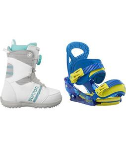 Burton Zipline Boots w/ Burton Mission Smalls Bindings