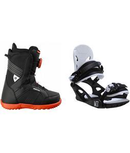 Burton Zipline Boots w/ M3 Helix 3 Bindings