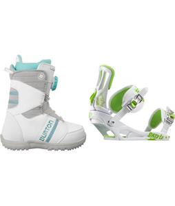 Burton Zipline Boots w/ Rossignol Battle Bindings