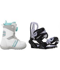 Burton Zipline Boots w/ Sapient Zeus Jr Bindings