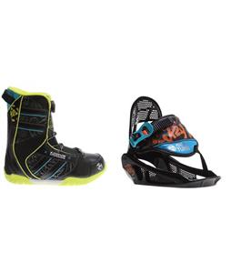 K2 Vandal BOA Boots w/ K2 Mini Turbo Bindings