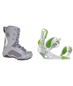 Lamar Force Boots w/ Rossignol Battle Bindings