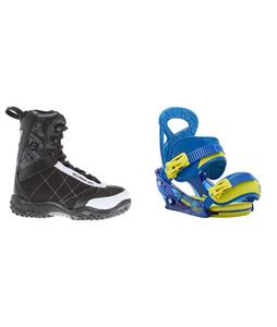 M3 Militia Jr. Boots w/ Burton Mission Smalls Bindings