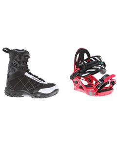M3 Militia Jr. Boots w/ K2 Kat Bindings