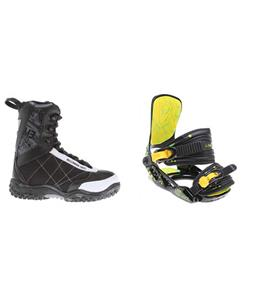 M3 Militia Jr. Boots w/ Rossignol Rookie Bindings