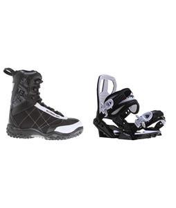M3 Militia Jr. Boots w/ Sapient Zeus Jr Bindings