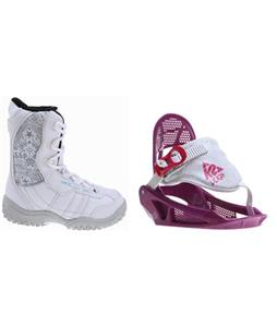 M3 Venus Jr. Boots w/ K2 Lil Kat Bindings