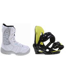 M3 Venus Jr. Boots w/ Morrow Axiom Jr Bindings
