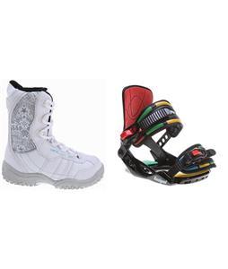 M3 Venus Jr. Boots w/ Rossignol Rookie Bindings