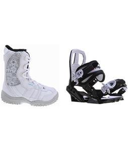 M3 Venus Jr. Boots w/ Sapient Zeus Jr Bindings