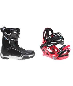 Morrow Slick Boots w/ K2 Kat Bindings
