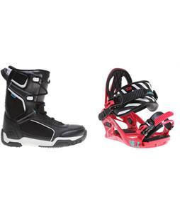 Morrow Slick Boots w/ K2 Kat Bindings
