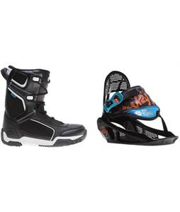 Morrow Slick Boots w/ K2 Mini Turbo Bindings