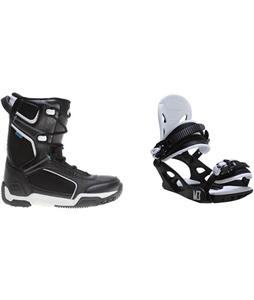 Morrow Slick Boots w/ M3 Helix 3 Bindings
