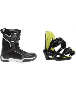Morrow Slick Boots w/ Morrow Axiom Jr Bindings