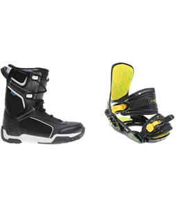 Morrow Slick Boots w/ Rossignol Rookie Bindings