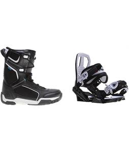 Morrow Slick Boots w/ Sapient Zeus Jr Bindings